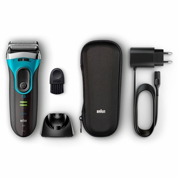 Picture of Braun 3080s Three Front Series Electric Shaver