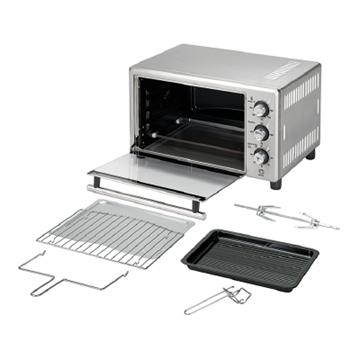 Picture of Kenwood MO746 Multifunction Oven Silver