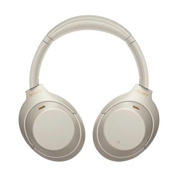 圖片 Sony WH-1000XM4 降噪 Hi-Res 頭罩式藍牙耳機 黑色
