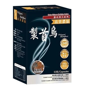 Picture of Metro Chinese Medicine Polygoni Multiflori 60s