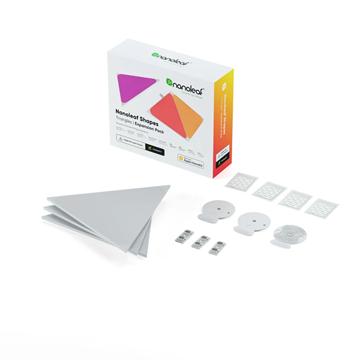 图片 Nanoleaf Shapes Triangle Expansion Pack 智能拼装照明灯扩充版3个三角形灯板