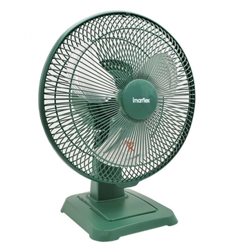 Picture of Imarflex IFT-25DG Sugangdai 10-inch strong wind table fan