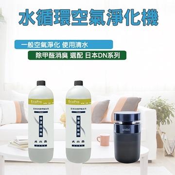 圖片 arbo車用水循環淨化機 + 日本BV4消毒滅菌劑1L / 日本PD除甲醛消臭劑800ml