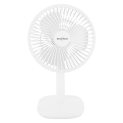 Smartech Smart Leisure SF-8488 Charging Stand Desktop Swing Fan