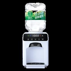 屈臣氏家居水機 - Wats-Touch冷熱水機 + 8公升樽裝蒸餾水 x 36樽 (2樽x 18箱) (電子水券)