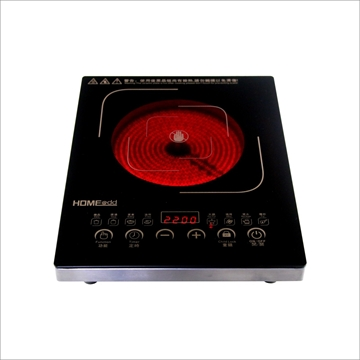Picture of HOME@dd® Smart touch stainless steel electric ceramic stove (ultra-thin and simple)