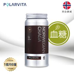 Polarvita 白桦茸精华胶囊 60粒