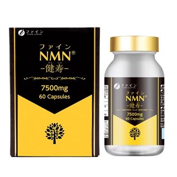 圖片 Fine Japan NMN 健壽逆齡 7500mg 60粒