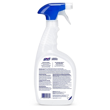 Picture of Purell Multi-purpose Surface Disinfecting Spray 946ml, the first brand in American hospitals