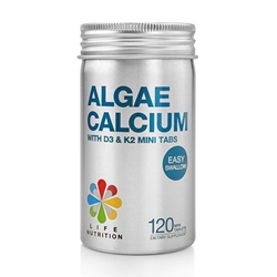 LIFE Nutrition AC藻鈣多 (120粒)