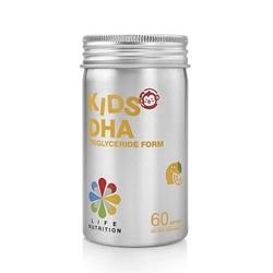 LIFE Nutrition DHA Junior (60pcs)
