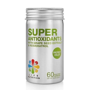 图片 LIFE Nutrition 超级抗氧化配方(60粒)