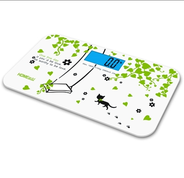 Picture of HOME@dd® Digital Health Scale (Ultra-thin Compact Version)