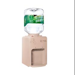 Wats-MiniS H&A Dispenser (Pink) + 8L bottled water x 6 cases  (2 bottles/ carton)
