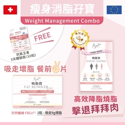 INJOY Health Slimming Combo